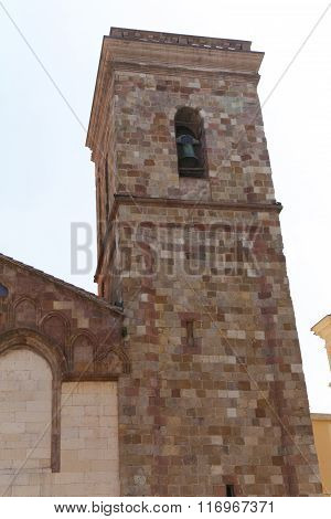 Iglesias Church Sardinia