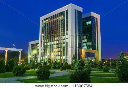 The Ministry Of Finance Of Uzbekistan
