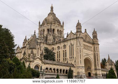 Basilica Of Saint Therese Lisieux