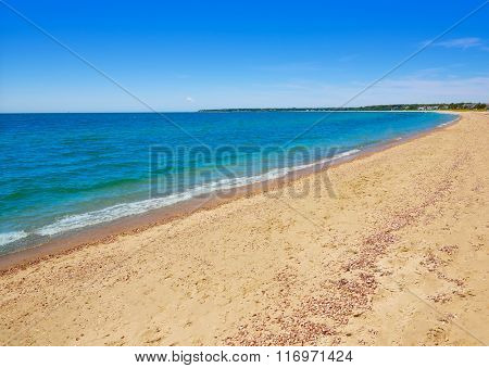 Cape Cod Craigville Beach Massachusetts in USA