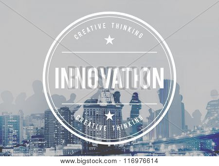 Innovation Technology Invention Inspiration Concept