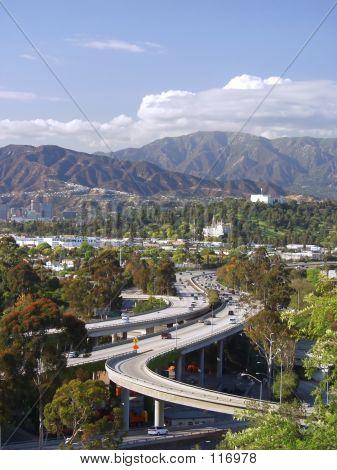 Overlooking Glendale