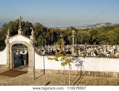 Tibaes Monastery Of São Martinho