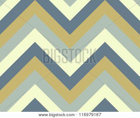 Seamless geometric strip pattern. Stripy texture. Zig-zag line background. Diagonal strips. Light, s