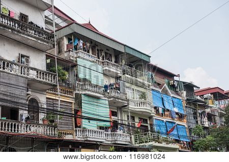 Residential Apartments in Hanoi