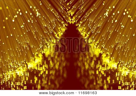 Fibre Optic Reflection
