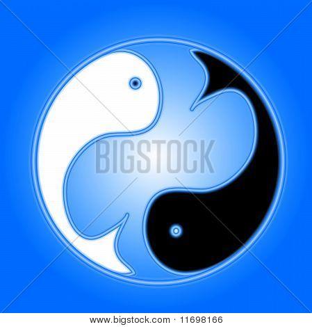Symbol Pisces