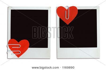 2 Tarjetas de San Valentín (+ Clipping Path, Xxl)