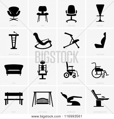 Seats and chairs