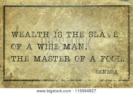 Wealth Wise Seneca