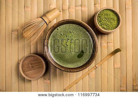 Matcha Fine Powdered Green Tea