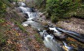Northern Michigan Up Waterfalls Wagner Falls poster