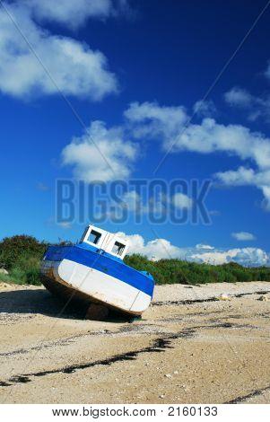 Boat Wreck #1