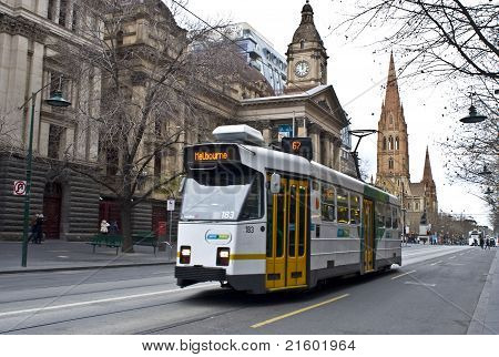 Melbourne - City of Trams