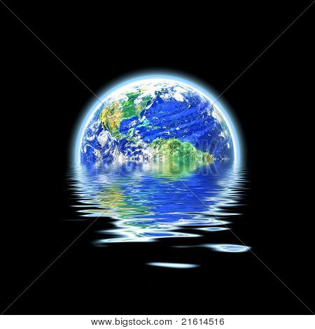 Earth Submerged