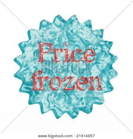 Button Icon: Price Frozen