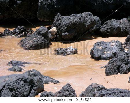 Lava Sand  Maui