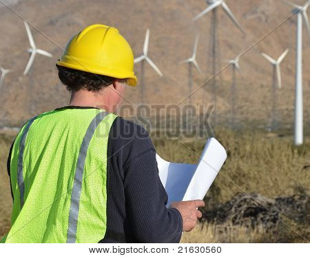 Project Engineer at Job Site