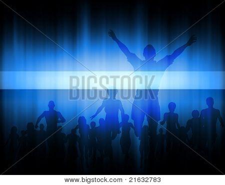 Blue Ribbon Race