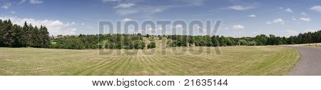 Here Was The Village Of Lidice