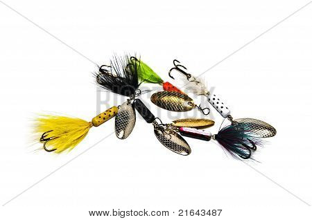 Freshwater Fishing Lures