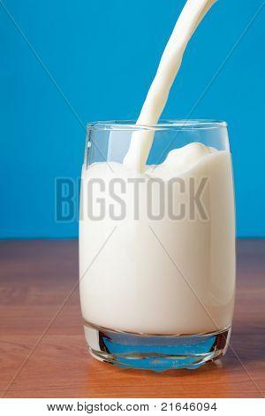 Jet Of Milk