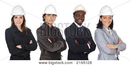 Team Of Engineers