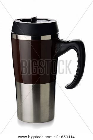 Coffee Thermos Mug