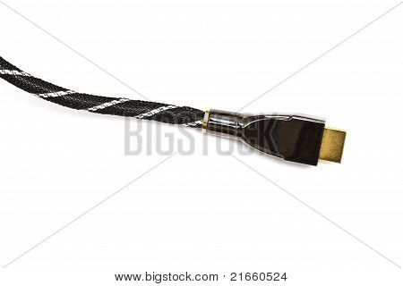 Hdmi Cable Closeup