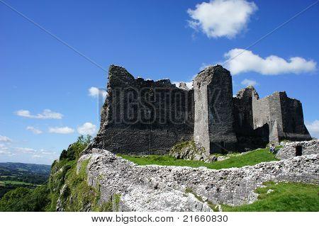 Carreg Cenin Castle
