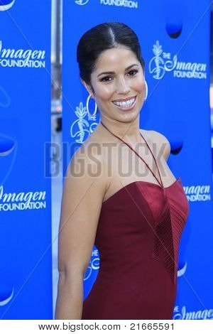 LOS ANGELES - JUL 28: Ana Ortiz at the 22nd Annual Imagen Awards, held at the Walt Disney Hall in downtown, Los Angeles, California on July 28, 2007