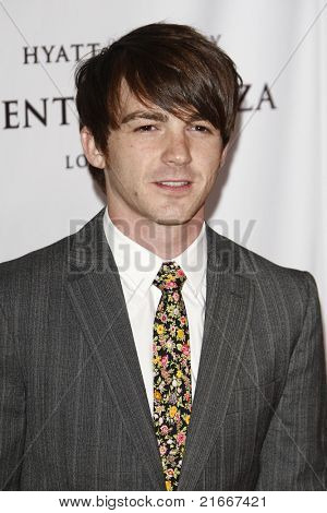 LOS ANGELES - APR 29: Drake Bell at the 18th Annual Race to Erase MS event in Los Angeles, California on April 29, 2011