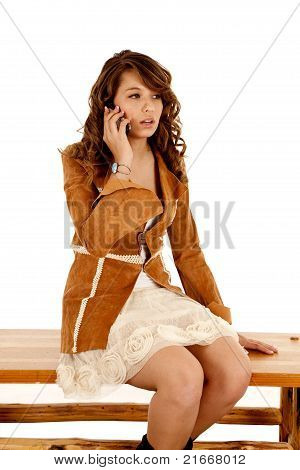 Shocked With Phone Call