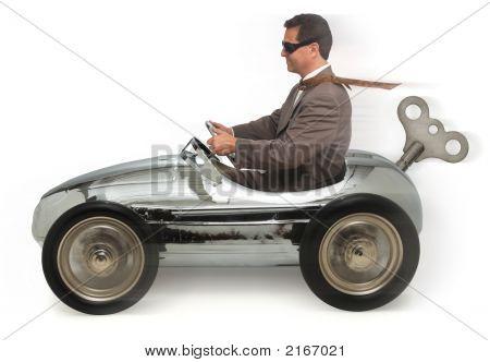 Alternative Energy Vehicle