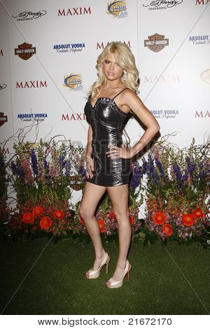 LOS ANGELES, CA - MAY 19: Chanel arrives at the 11th annual Maxim Hot 100 Party at Paramount Studios on May 19, 2010 in Los Angeles, California