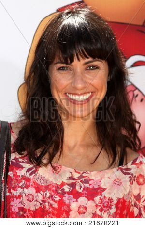 LOS ANGELES - JUL 10:  Constance Zimmer arriving at the