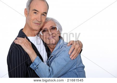 couple of old people