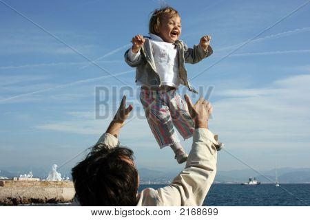 Fliegende Kind