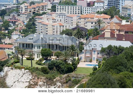 Gibraltar Mansion