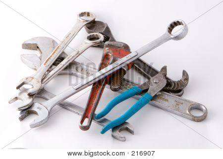 Pile Of Tools