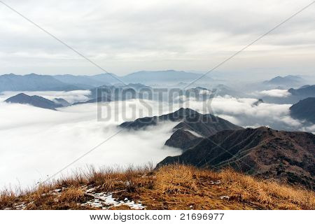 Tian Mu Mountain