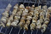 pic of souvlaki  - This is souvlaki - JPG