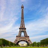 Tour eiffel - European national landmark poster