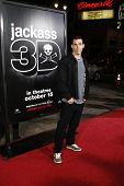 LOS ANGELES - APR 10:  Steve O at the Jackass 3D premiere held at Grauman's Chinese Theater in Los A