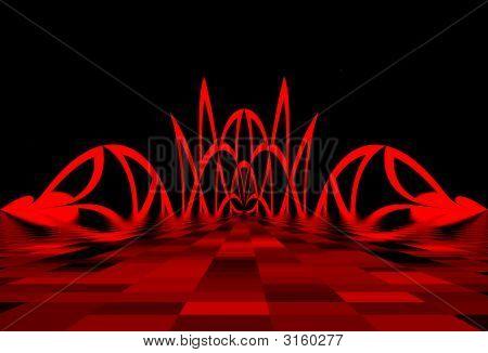 Red Gates.