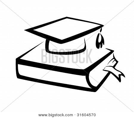 Education Symbol, Knowledge Concept