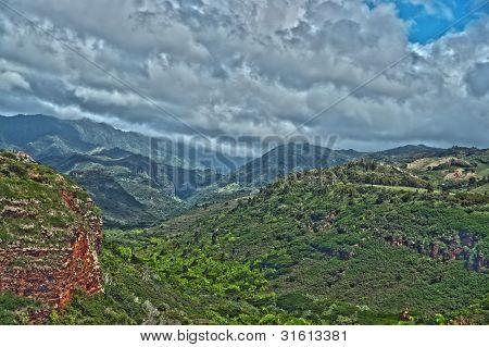 Waimea Canyon - Kauai, Hawaii