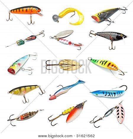 Fishing Baits Collection