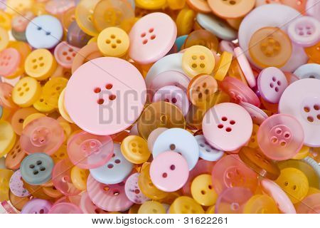 Craft Objects: Buttons