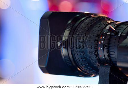 Digital Video Camera Lens